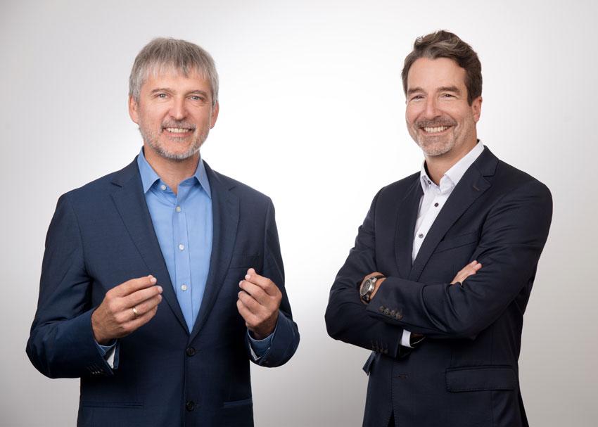 Jochen Knoesel & Dr. Ulrich Ronge